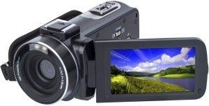 SOSUN Video Camera Camcorder