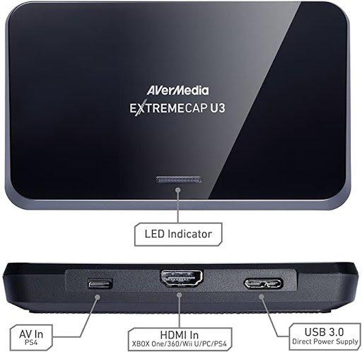 AVerMedia ExtremeCap U3