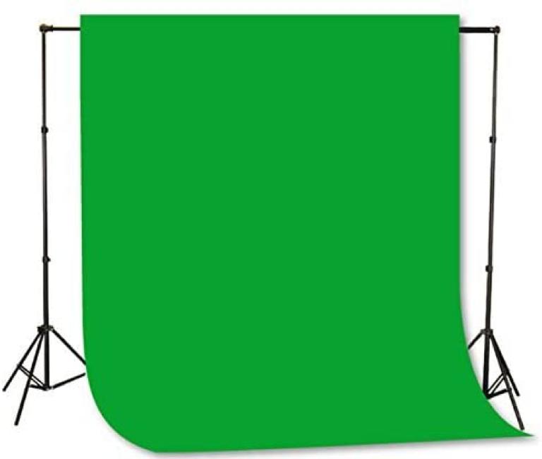 Fancier Studio Collapsible Green Screen
