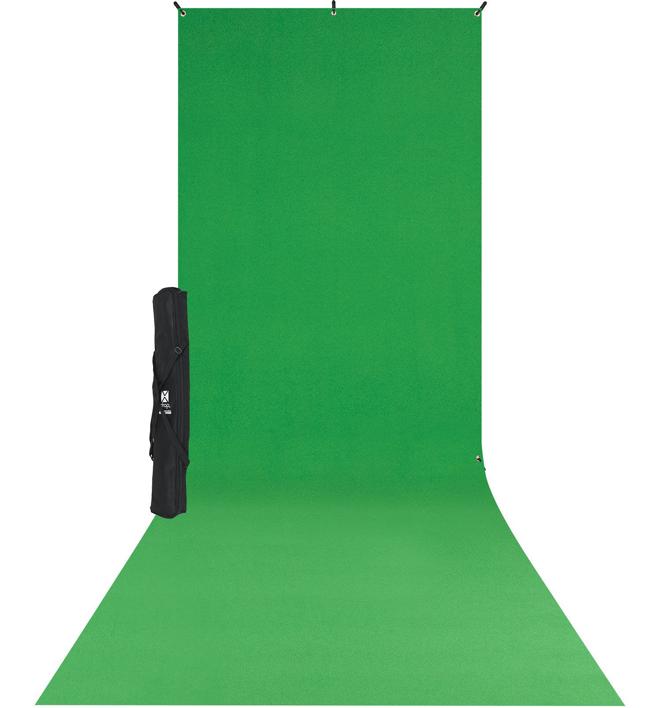 Westcott Wrinkle-Resistant X-Drop Backdrop
